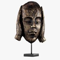 bronze statue 3ds free