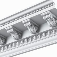 Peterhof k 150 cornice k150 Ceiling wall p94 Cornice