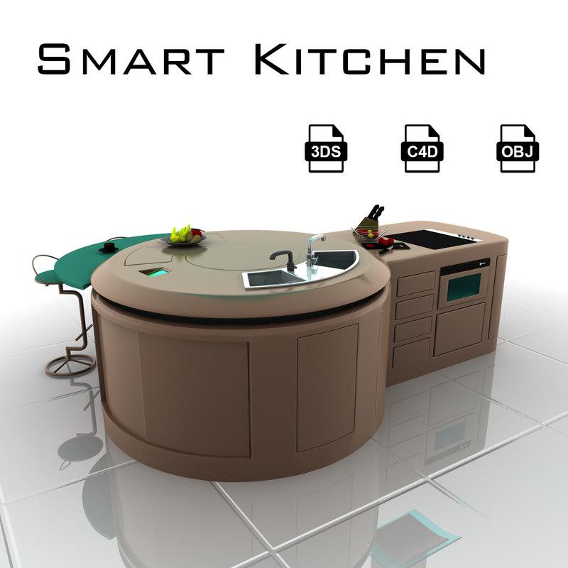 smart kitchen max