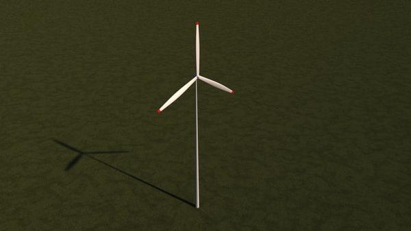 free 3ds model environmentally friendly