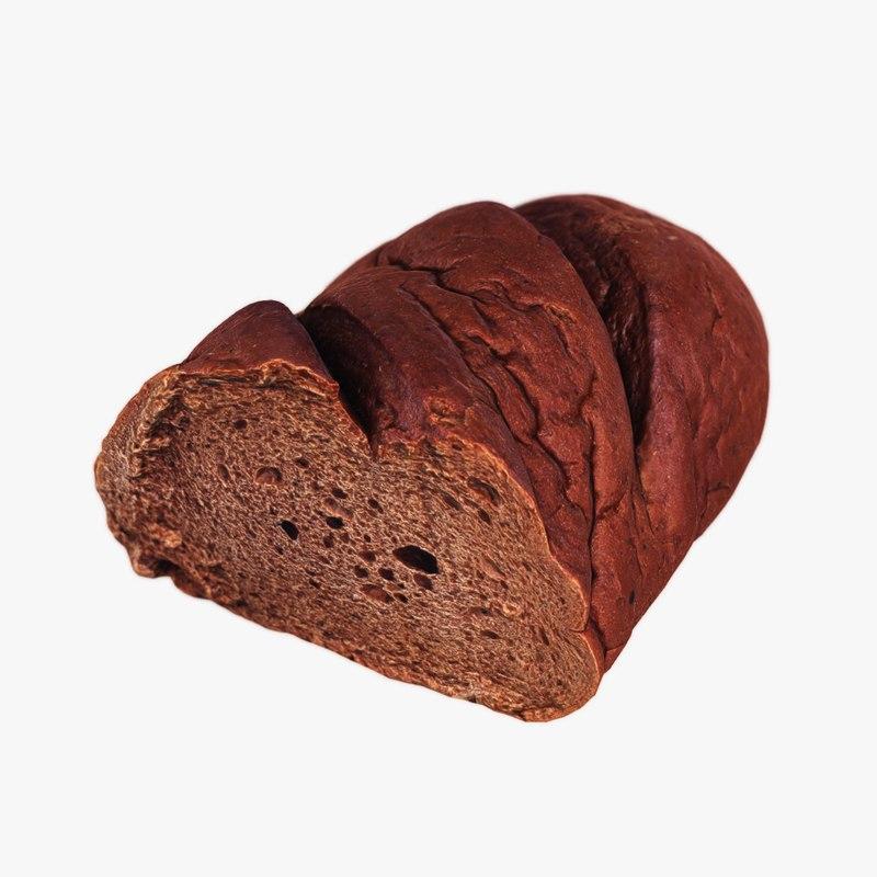 max brown loaf bread