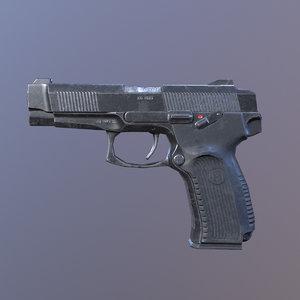 c4d mp-443 grach yarygin pistol