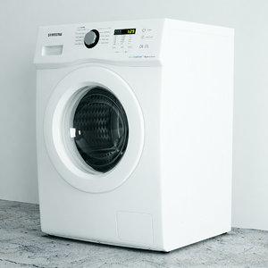 washing machine samsung 3d max