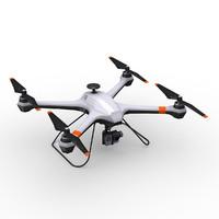 remote camera drone 3d max