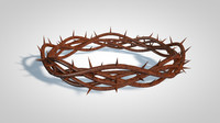 cinema4d crown thorns