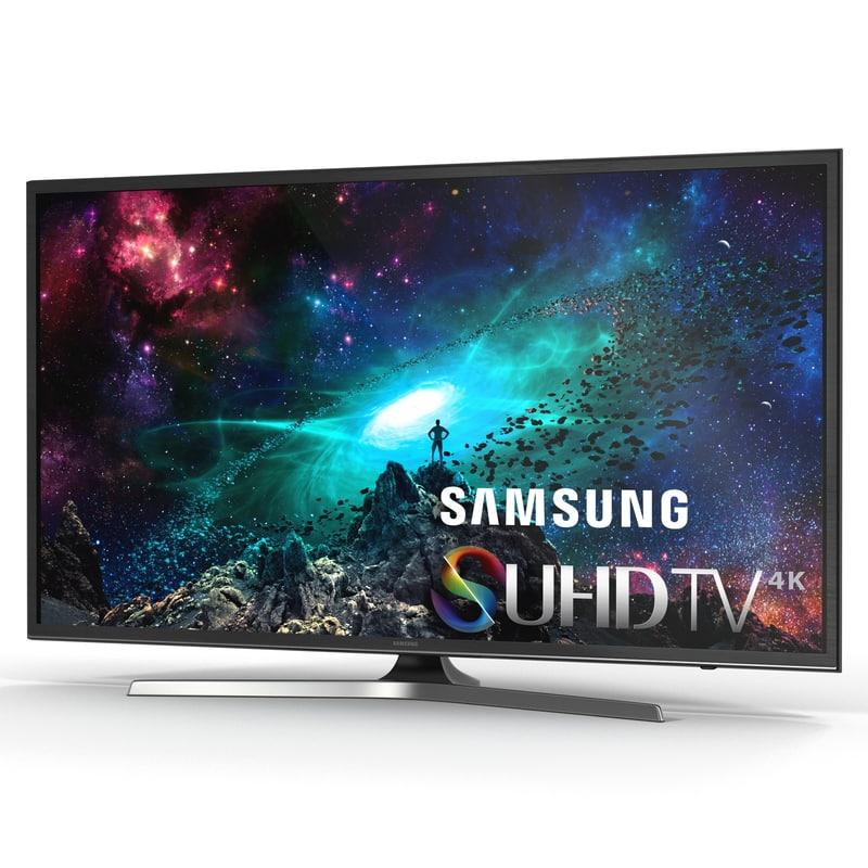 Samsung 4K SUHD JS7000 Series Smart TV 50 inch
