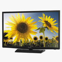 Samsung LED H4500 Series Smart TV 24 inch