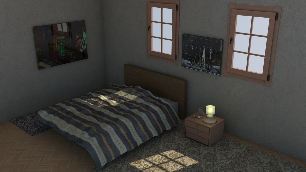 interior teen room max free