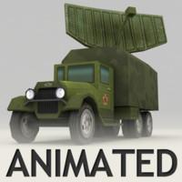 radar vehicle max