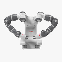 ABB Yumi Industrial Robot(1)