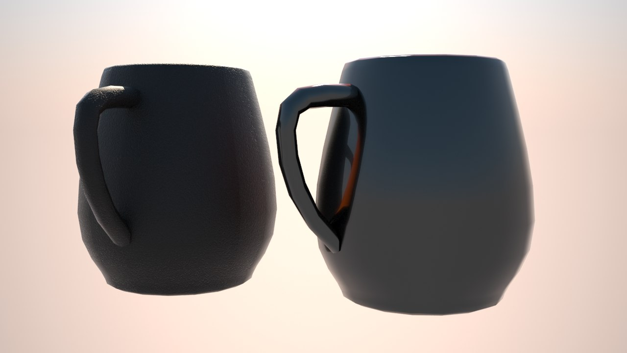 free max mode cups