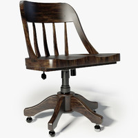 Restoration Hardware Keating Desk Chair