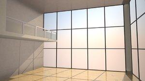 free interior 3d model