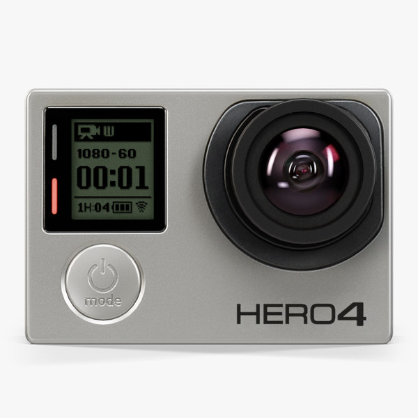 gopro hero4 silver edition max