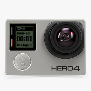 gopro hero4 silver edition max