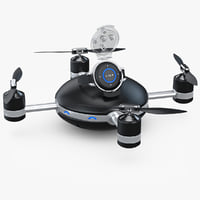 Lily Drone Automatic Flying Gopro Camera