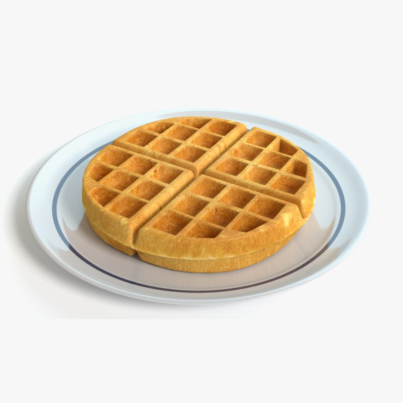3d 3ds waffle