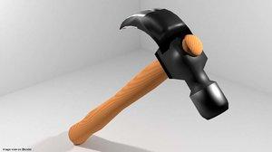 obj civil tool claw