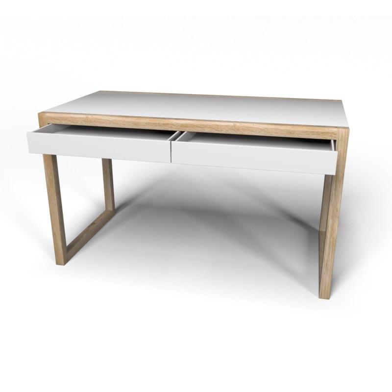 3d model of lark table design