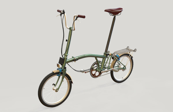 brompton bicycle max
