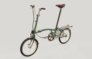 brompton bicycle max