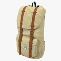 Backpack 8 Beige