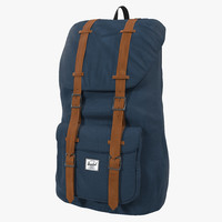 Backpack 8 Blue
