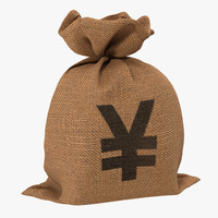 money bag 2 yen max