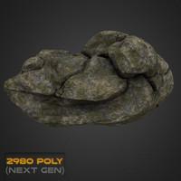 max mossy rock