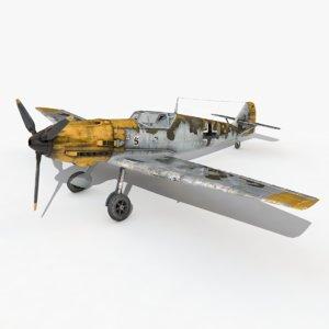 messerschmitt bf 109 max