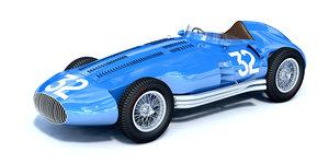 gordini formule 1956 c4d