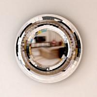 3d modern annabelle mirror