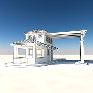 3ds max community gate