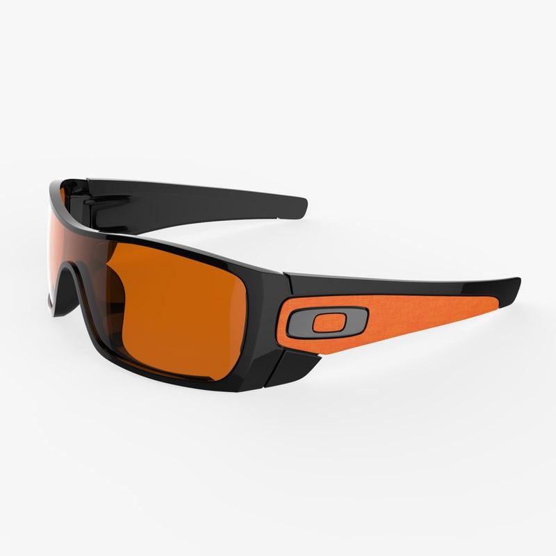 3d stylish oakley batwolf sunglasses