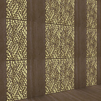 travertine tiles 3d model