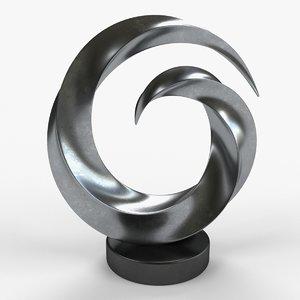 max sculpture