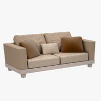 max sofa zebrano