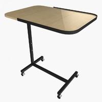 table hospital 3d model