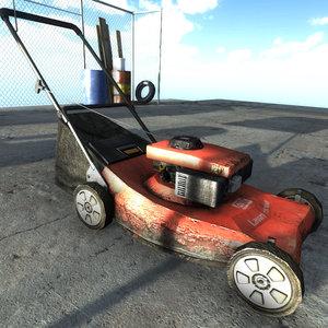 lawn mower 3d 3ds