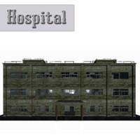 Deserted Hospital