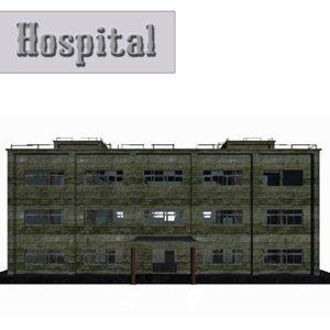 fbx hospital building
