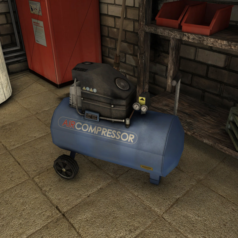 3ds air compressor