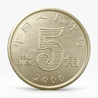 3d jiao coin model