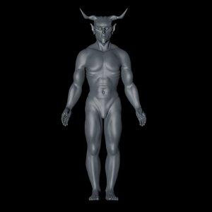 c4d demon