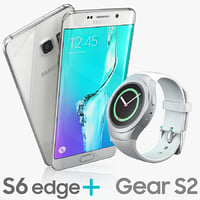 Samsung GALAXY S6 Edge Plus and Gear S2