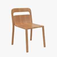 stylecraft hollywood chair 3d model