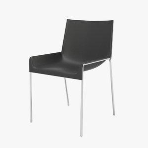 3d porro h chair model