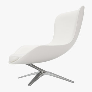 heron chair charles 3d max