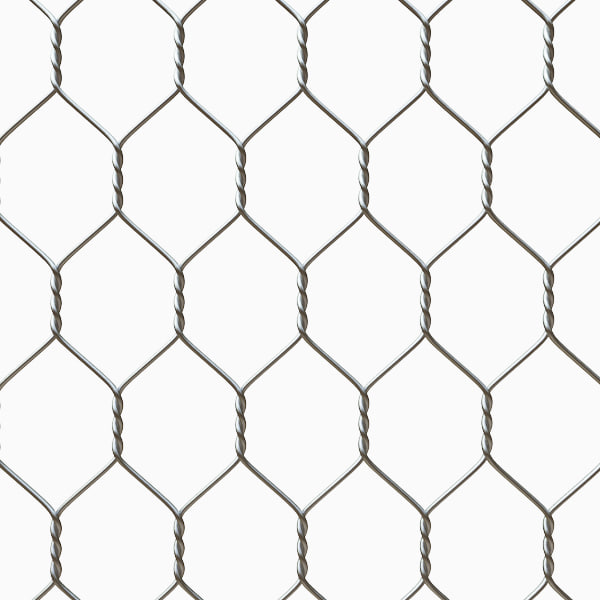 wire netting 3d obj