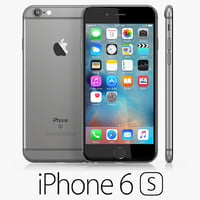 3ds iphone 6s space gray